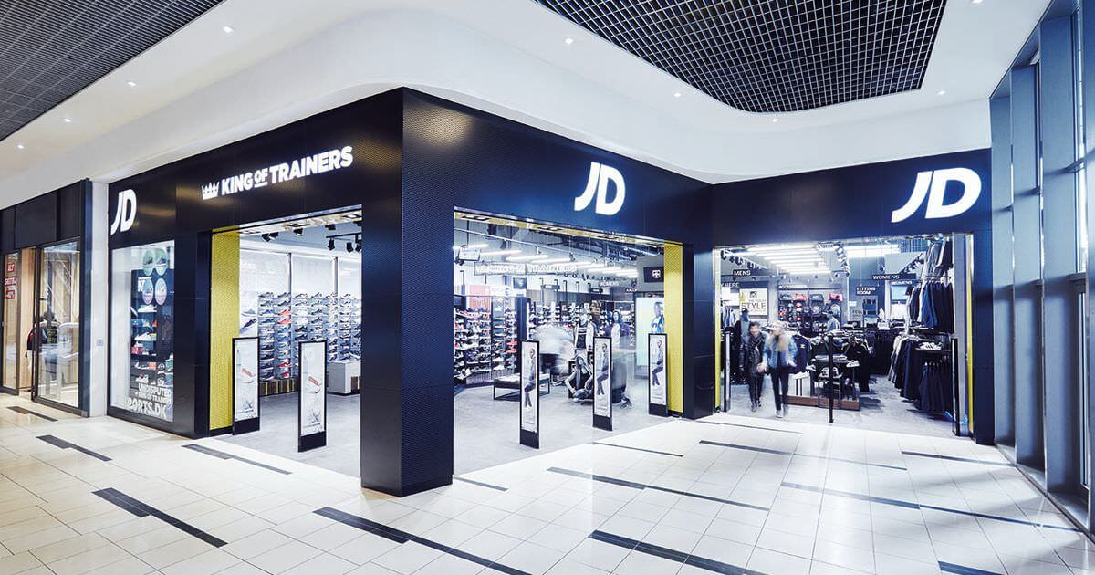 2df1f47a1789a JD Sports shares running after bumper Christmas