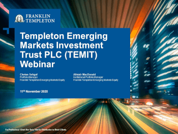 Templeton emerging markets investment trust plc stock price eagle star investment systems software