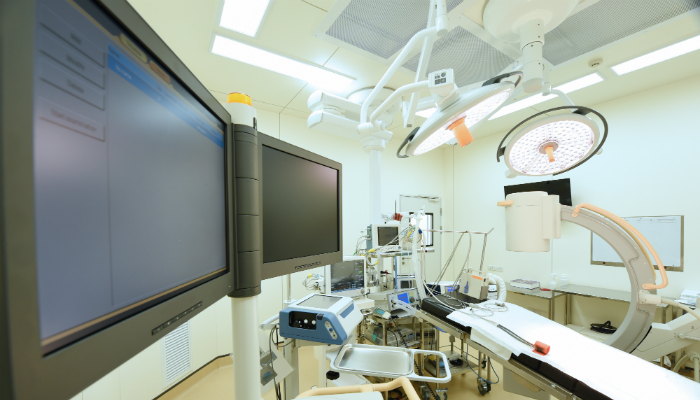 Medical Equipment & Services image