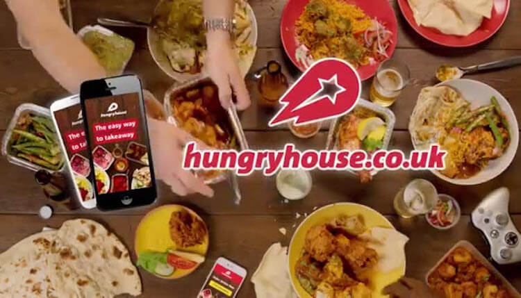 Just Eat Gobbles Up Hungryhouse Its Biggest Uk Competitor